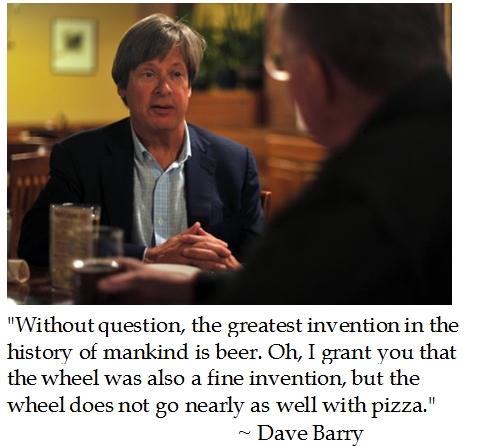 Dave Barry Beer