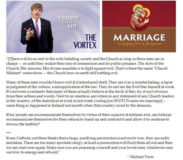 Michael Voris on the Church Militant