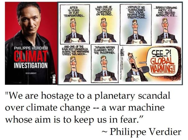 Philippe Verdient on Climate Change