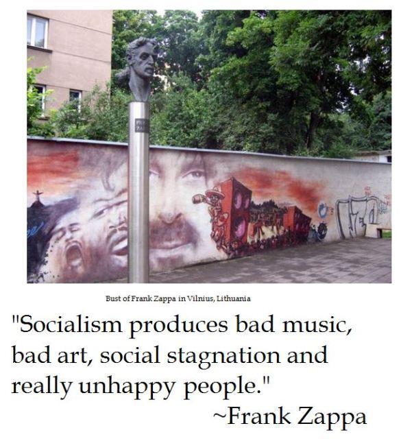 Frank Zappa on Socialism