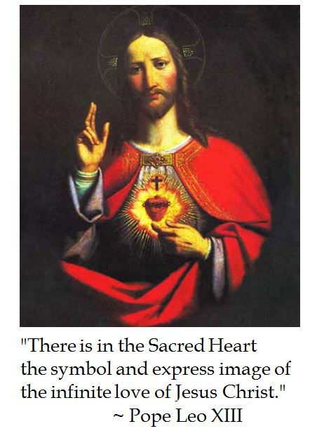 Pope Leo XIII on the Sacred Heart of Jesus