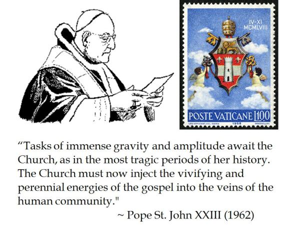 Pope St. John XXIII on the Church