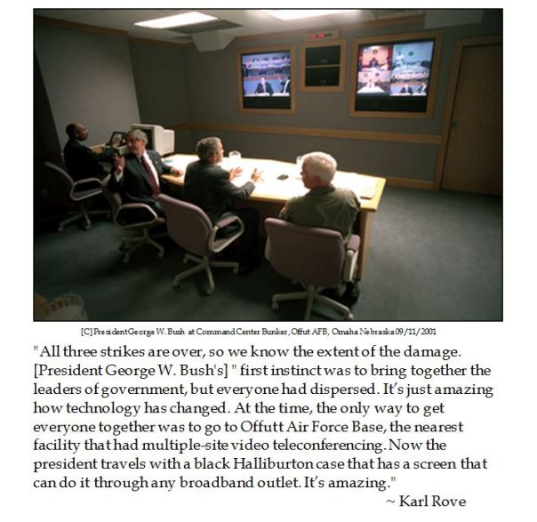 Bush Special Advisor Karl Rove on 9/11