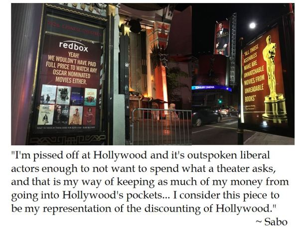 LA Street Artist Sabo Skews Tinseltown with Discounting of Hollywood installation