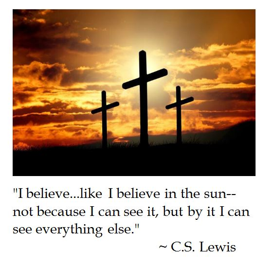 C.S. Lewis on Belief