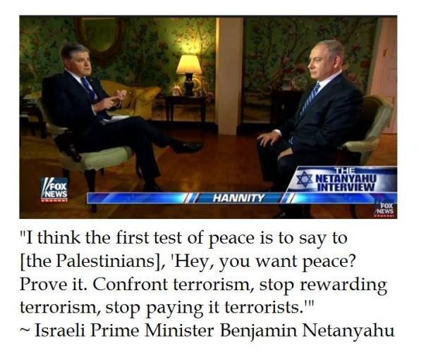Benjamin Netanyahu on the Test for Peace