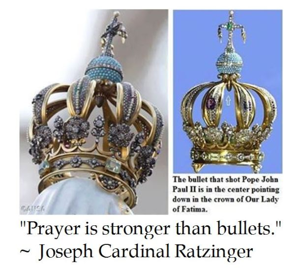 Joseph Cardinal Ratzinger, the future Pope Benedict XVII, on Prayer