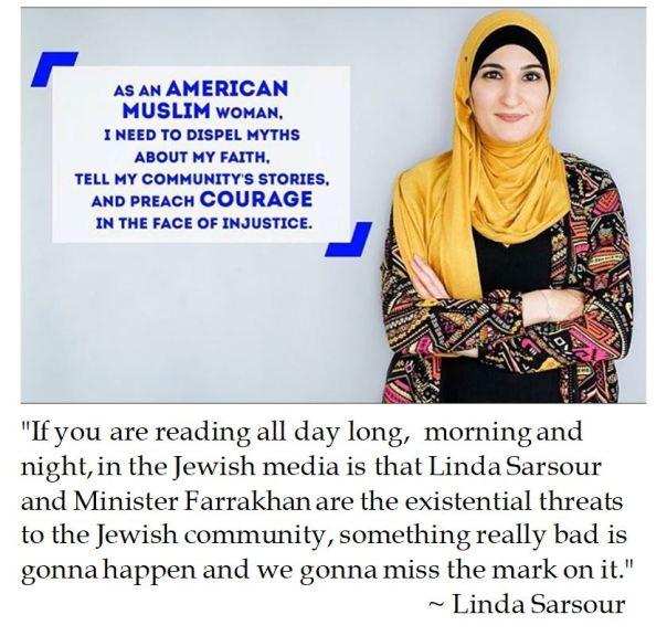 Linda Sarsour on the Jewish Media and Anti-Semitism